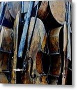 Cellos 6 Metal Print