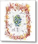 Cellular Generation Metal Print
