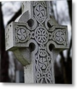 Celtic Cross 10194 Metal Print