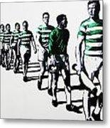 Celtic Fc Metal Print