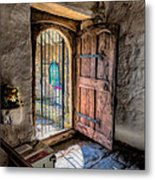 Celynnin Entrance Metal Print