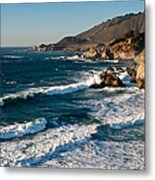 Central Coastal California 2.2609 Metal Print