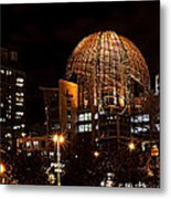 Central Library San Diego Metal Print