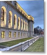 Central Library St. Louis Metal Print