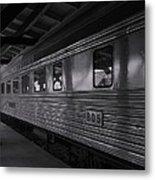 Central Of Georgia Railcar Metal Print