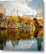 Central Park #1 Metal Print