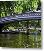 Central Park Day 2 Metal Print