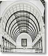 Central Post Office Saigon Metal Print