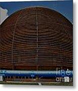 Cern Dome Metal Print
