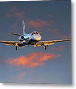 Cessna Citation Metal Print
