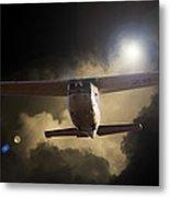 Cessna Fast Light Metal Print