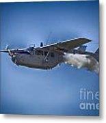 Cessna O-2a Skymaster Metal Print