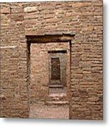 Chaco Canyon Metal Print
