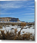 Chaco Greeting Metal Print