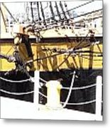 Chains Ropes And Cables Metal Print
