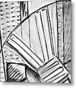 Chair..man Of The Industry Metal Print