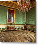 Chamber Of Versailles Metal Print