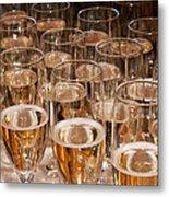 Champagne 02 Metal Print