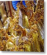 Champagne Dreams Metal Print