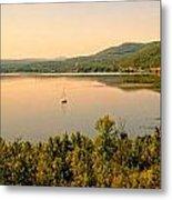 Champlain Viewed From Ticonderoga Metal Print