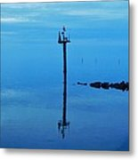 Chanel Marker Reflection 5 12/5 Metal Print