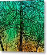 Change Of Seasons Number Tw0 Metal Print by Bob Orsillo