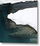 Changing Course Metal Print