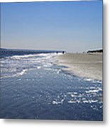 Changing Tide Metal Print