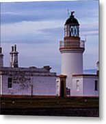 Chanonry Point Lighthouse Metal Print