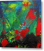 Chaotic Hope Metal Print