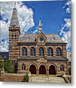Chapel Hall Metal Print
