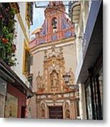Chapel Of St. Joseph Of Seville Metal Print by Artur Bogacki