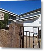 Chapel Of The Immaculate Conception Old Town San Diego Metal Print