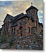 Chapel On The Rock 2012 Metal Print