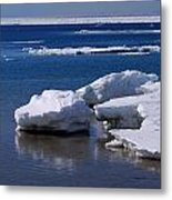 Chapoquoit Beach Metal Print