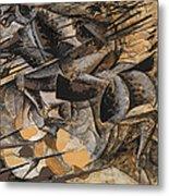 Charge Lancers Metal Print