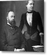 Charles Wentworth Dilke (1843-1911) Metal Print