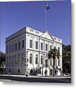 Charleston City Hall Metal Print