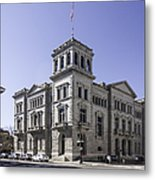 Charleston Post Office And Courthouse Metal Print