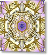 Charming Intuition Metal Print