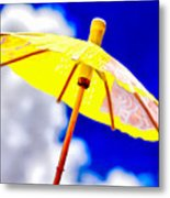 Chase The Clouds Away Metal Print