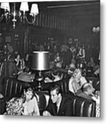 Chasen's Hollywood Restaurant Metal Print