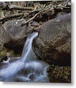 Chasm Falls Metal Print