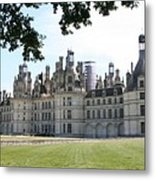Chateau Chambord - France Metal Print
