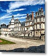 Chateau Fontainebleau - France Metal Print