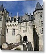 Chateau Saumur  Metal Print