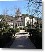 Chateau St. Jean Winery 5d22206 Metal Print