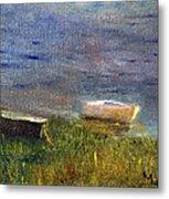 Chatham Rowboats Metal Print