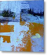 Chatter Four Metal Print