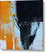 Chatter Six Metal Print